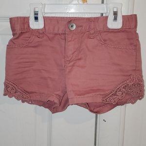 Sz. 5 Girls Shorts